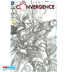 Convergence 003 Cover F