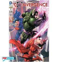 Convergence 002 Cover A