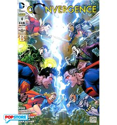 Convergence 004 Cover B