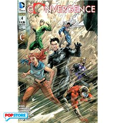 Convergence 004 Cover C