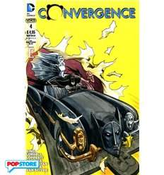 Convergence 004 Cover E