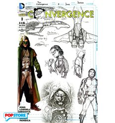 Convergence 003 Cover H