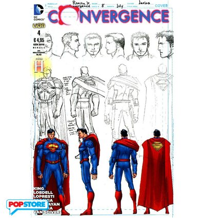 Convergence 004 Cover H