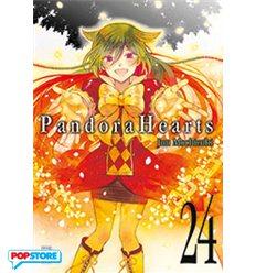 Pandora Hearts 024