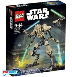 LEGO 75117 - Star Wars Buildable Figures - Generale Grievous
