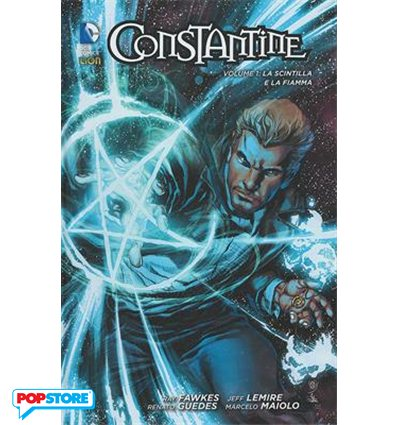 Constantine New 52 Limited Hc 001
