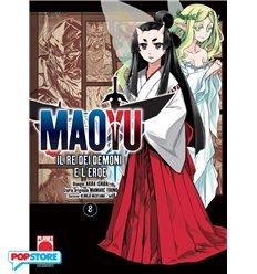 Maoyu Il Re Dei Demoni E L'Eroe 008