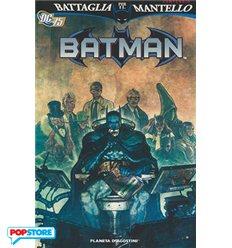 Batman Battaglia Per Il Mantello Compendio
