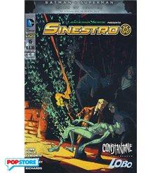 Sinestro 015 Variant Constantine