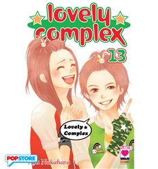 Lovely Complex 013