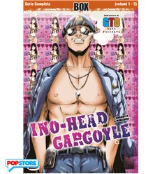 Ino-Head Gargoyle Box 1-5