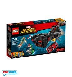 LEGO 76048 - Super Heroes Marvel - Attacco sottomarino di iron skull
