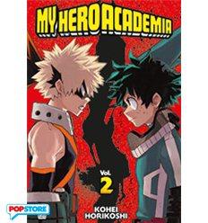 My Hero Academia 002