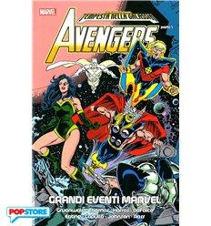 Avengers Operazione Tempesta Nella Galassia 01