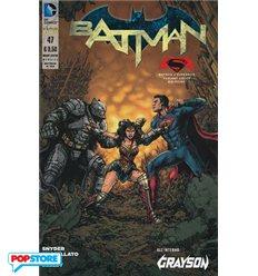 Batman 047 Variant Dawn Of Justice Rw Point