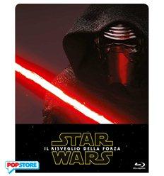 Star Wars - Il Risveglio Della Forza Steelbook Blu Ray + Disco Bonus