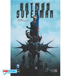 Batman/Superman New 52 Limited Hc 001