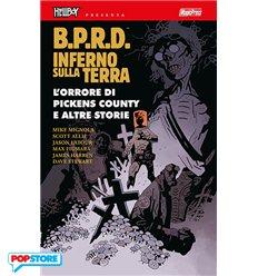 B.P.R.D. Inferno Sulla Terra 005