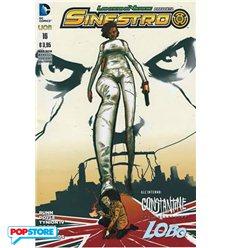 Sinestro 016 Variant Constantine