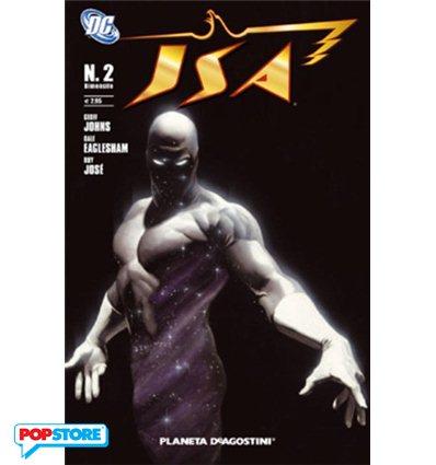 JSA - Justice Society of America 002