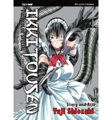 Ikkitousen Full Color Special (+ segnalibro)