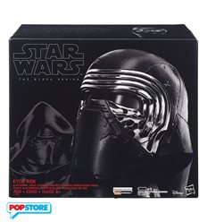 Hasbro Disney - Star Wars The Black Series - Kylo Ren Helmet