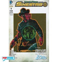Sinestro 017 Variant Cinema