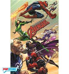 Incredibili Avengers 033 - Gli Incredibili Avengers 001 Nuovissima Marvel Variant