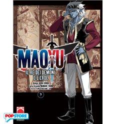 Maoyu Il Re Dei Demoni E L'Eroe 009