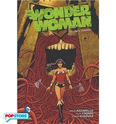 Wonder Woman Hc 004 - Guerra
