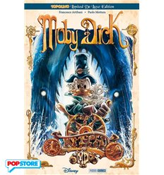 Topolino Limited De Luxe Edition - Moby Dick