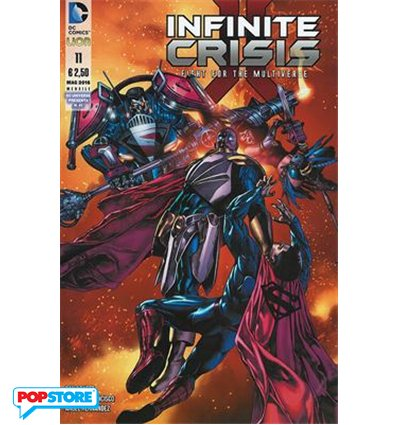 Infinite Crisis - Fight For The Multiverse 011