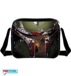 Star Wars Gadget- Boba Fett Messenger Bag (Borsa A Tracolla)