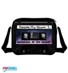 Marvel Gadget – Guardians Of The Galaxy - Awesome Mix Messenger Bag (Borsa A Tracolla)