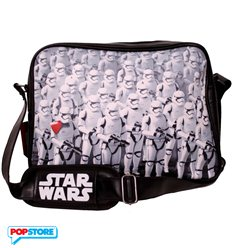 Star Wars Gadget- The Force Awakens - Trooper Army Messenger Bag Black (Borsa A Tracolla)