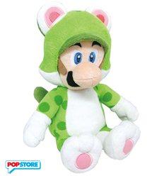 Nintendo Gadget - Peluche Luigi Gatto 25 Cm