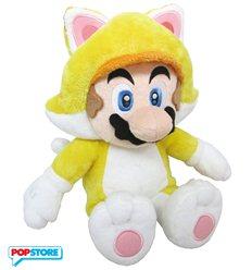 Nintendo Gadget - Peluche Mario Gatto 25 Cm