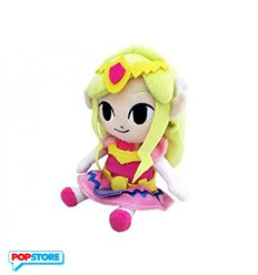 Nintendo Gadget - Peluche Piccolo Zelda - Principessa
