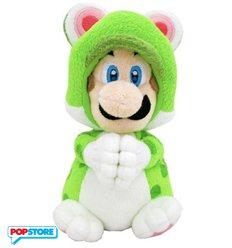 Nintendo Gadget - Peluche Piccolo Luigi Gatto Con Manine Magnetiche
