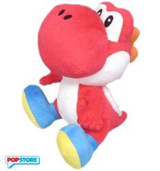 Nintendo Gadget - Peluche Yoshi Rosso 17 Cm