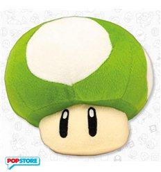 Nintendo Gadget - Peluche Fungo Verde 35 Cm