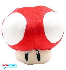 Nintendo Gadget - Peluche Fungo Rosso 35 Cm