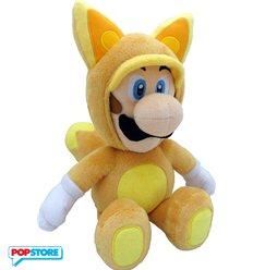 Nintendo Gadget - Peluche Luigi Volpe 22 Cm