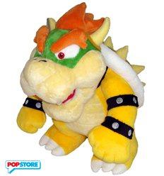 Nintendo Gadget - Peluche King Koopa (Bowser) 26 Cm