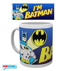 Batman Comic - I'm Batman Bold (Tazza)