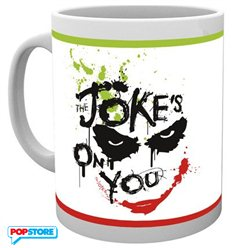 Batman The Dark Knight - Jokes On You (Tazza)