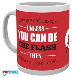 Dc Comics - Flash - Be Yourself (Tazza)