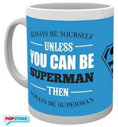 Superman - Be Yourself (Tazza)