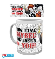 Batman - Harley Quinn Jokes On You (Tazza)