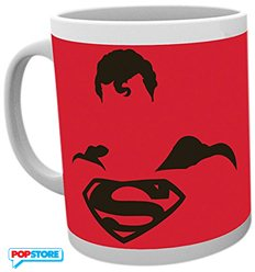 Dc Comics Gadget - Superman Close (Tazza)